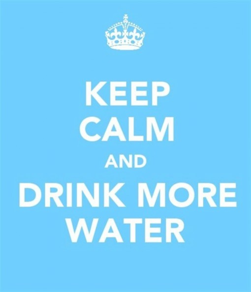 Drink 200 ounces of H20 every day « The Seven Day Project